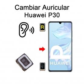 Cambiar Auricular de llamada Huawei P30