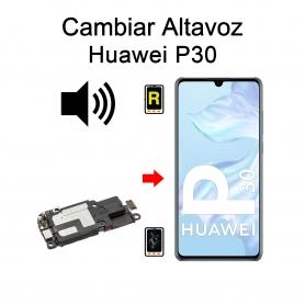 Cambiar Altavoz De Música Huawei P30