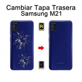 Cambiar Tapa Trasera Samsung Galaxy M21