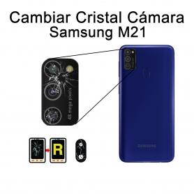 Cambiar Cristal Cámara Samsung Galaxy M21