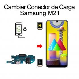 Cambiar Conector De Carga Samsung Galaxy M21