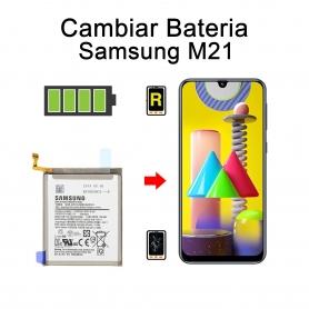 Cambiar Batería Samsung Galaxy M21