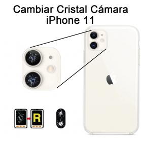 Cambiar Cristal De Cámara Trasera iPhone 11