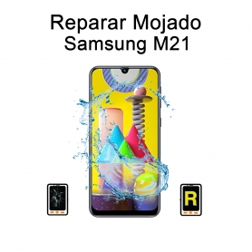 Reparar Mojado Samsung Galaxy M21