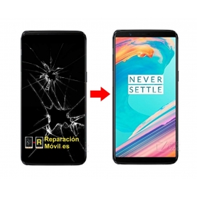 Cambiar Pantalla OnePlus 5T Compatible