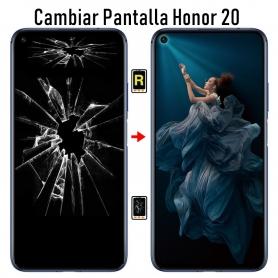 Cambiar Pantalla Honor 20