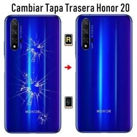 Cambiar Tapa Trasera Honor 20