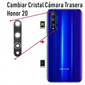 Cambiar Cristal Cámara Trasera Honor 20