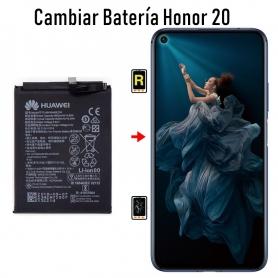 Cambiar Batería Honor 20