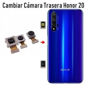 Cambiar Cámara Trasera Huawei Nova 5T