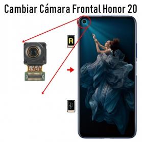 Cambiar Cámara Frontal Huawei Nova 5T