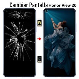 Cambiar Pantalla Honor View 20