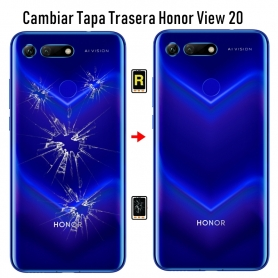 Cambiar Tapa Trasera Honor View 20