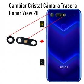 Cambiar Cristal Cámara Trasera Honor View 20