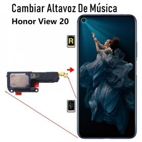 Cambiar Altavoz De Música Honor View 20