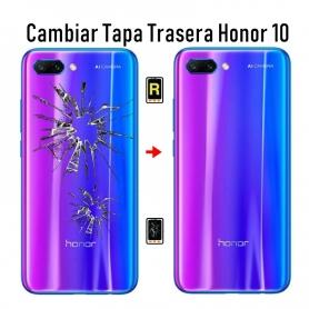 Cambiar Tapa Trasera Honor 10
