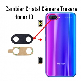 Cambiar Cristal Cámara Trasera Honor 10