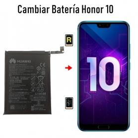Cambiar Batería Honor 10