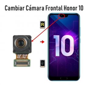 Cambiar Cámara Frontal Honor 10