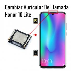 Cambiar Auricular De Llamada Honor 10 Lite