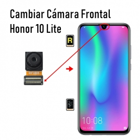 Cambiar Cámara Frontal Honor 10 Lite