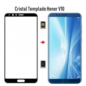 Cristal Templado Honor V10