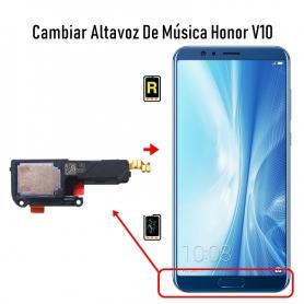 Cambiar Altavoz De Música Honor V10