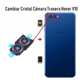 Cambiar Cristal Cámara Trasera Honor View 10