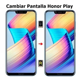 Cambiar Pantalla Honor Play