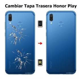 Cambiar Tapa Trasera Honor Play