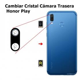 Cambiar Cristal Cámara Trasera Honor Play