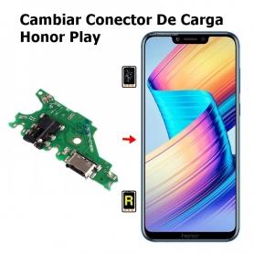 Cambiar Conector De Carga Honor Play