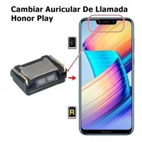 Cambiar Auricular De Llamada Honor Play