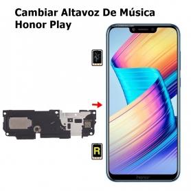 Cambiar Altavoz De Música Honor Play