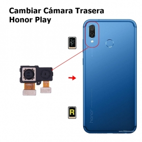 Cambiar Cámara Trasera Honor Play