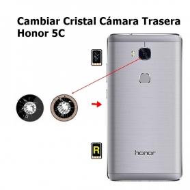 Cambiar Cristal Cámara Trasera Honor 5C