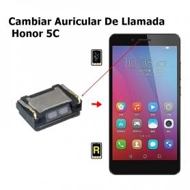 Cambiar Auricular De Llamada Honor 5C