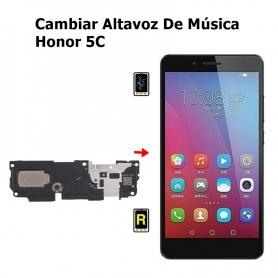 Cambiar Altavoz De Música Honor 5C