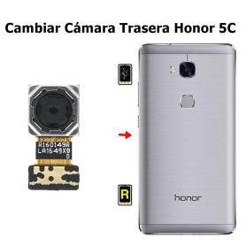 Cambiar Cámara Trasera Honor 5C