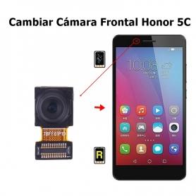 Cambiar Cámara Frontal Honor 5C