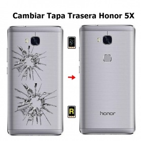 Cambiar Tapa Trasera Honor 5X