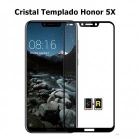 Cristal Templado Honor 5X
