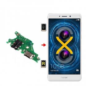Cambiar Conector De Carga Honor 6X Premium