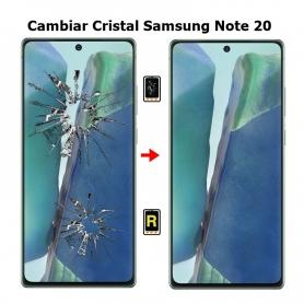 Cambiar Cristal Samsung Note 20