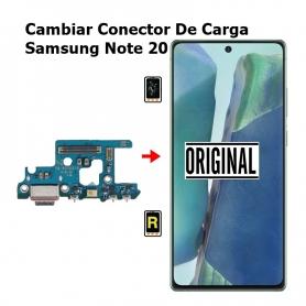 Cambiar Conector De Carga Samsung Note 20