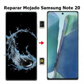 Reparar Mojado Samsung Note 20