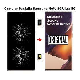 Cambiar Pantalla Samsung Note 20 Ultra 5G