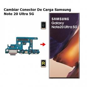 Cambiar Conector De Carga Samsung Note 20 Ultra 5G