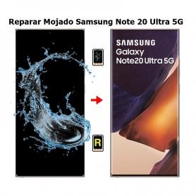 Reparar Mojado Samsung Note 20 Ultra 5G