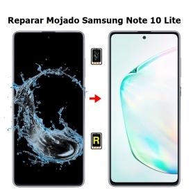 Reparar Mojado Samsung Note...